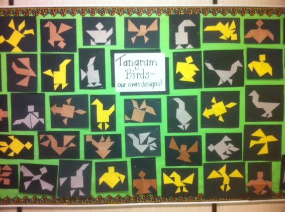 tangram bird bb