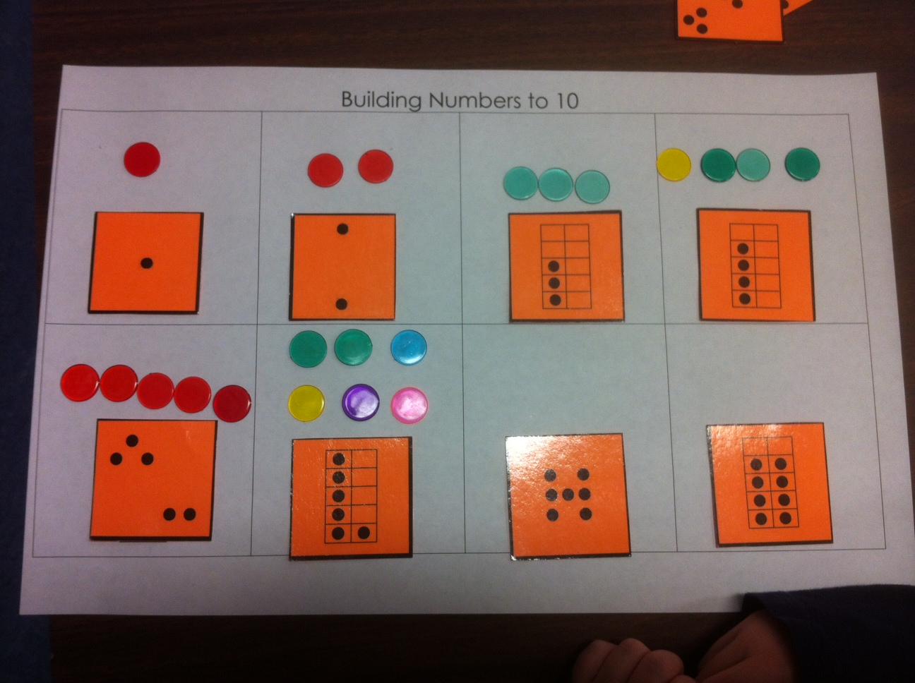 Building Numbers: A Kindergarten or Primary Activity | Focus ...